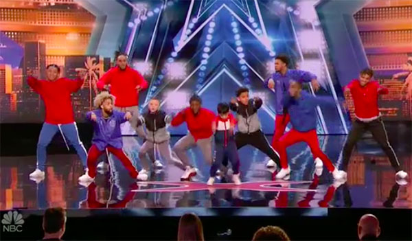 The Future Kingz wows on America's Got Talent 2018 Audition