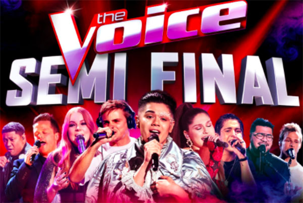 The Voice Australia 2018 Live Semi Final Top 9 Elimination Results, Top 4 Revealed