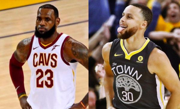 Warriors wins over Cavaliers in GAME 2 of NBA Finals 2018