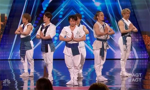 Blue Tokyo amaze judges on America's Got Talent 2018 Audition