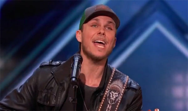 "Hunter Price sings ""Left Behind"" on America's Got Talent 2018 Audition"