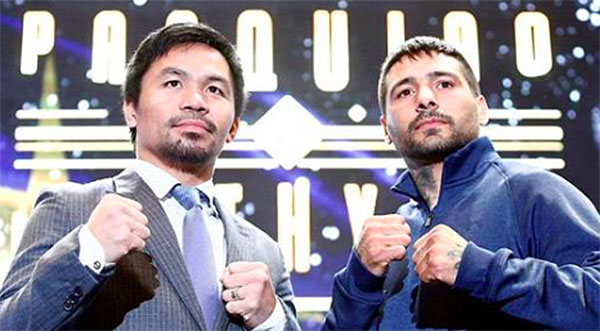 Pacquiao vs Matthysse Fight Date, Time and Schedule