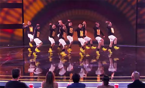 Pinoy group Junior New System advances to America's Got Talent 2018 Live Shows