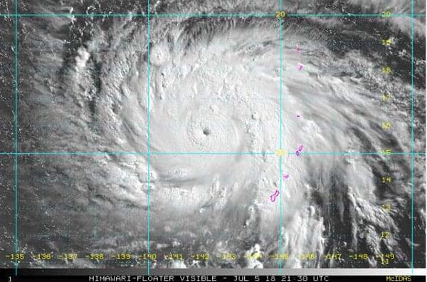 "Super Typhoon Maria ""Bagyong Gardo"" PAGASA Live Weather Update"