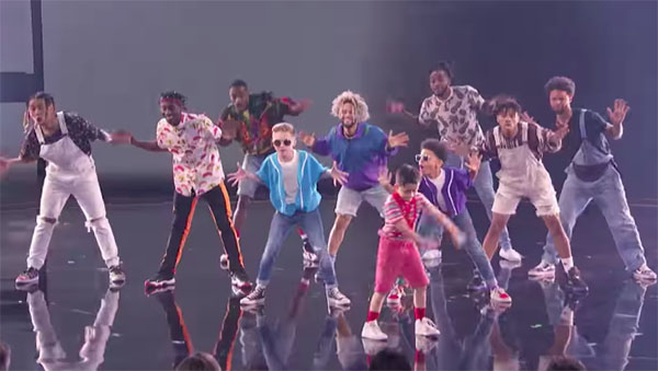 The Future Kingz America's Got Talent 2018 Judge Cuts Performance