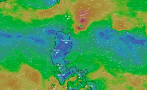 Bagyong Henry 2018 PAGASA Weather Live Update