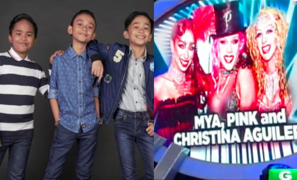 "TNT Boys to Impersonate Mya, Pink, Christina Aguilera ""Lady Marmalade"" on YFSF"