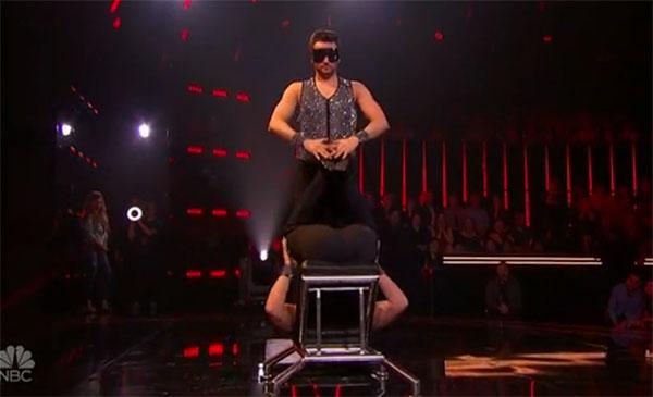 Fratelli Rossi Shocks Judges on America's Got Talent 2018 Judge Cuts