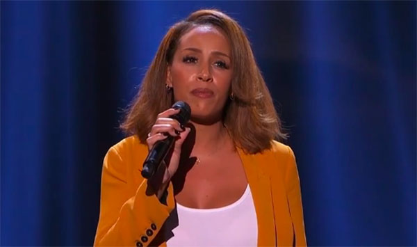 "Glennis Grace sings ""Nothing Compares 2 U"" on America's Got Talent 2018"