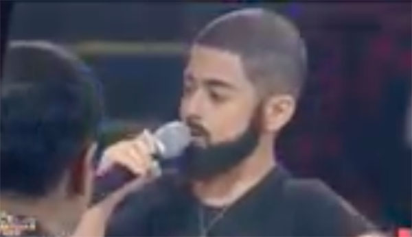 "Marco Masa as ""Drake"" Your Face Sounds Familiar Kids Grand Finals"