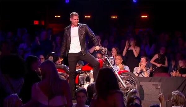 Rob Lake America's Got Talent 2018 Live Quarterfinals Performance