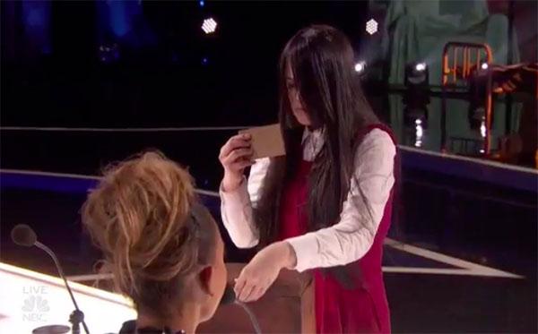 Sacred Riana America's Got Talent 2018 Live Quarterfinals Performance