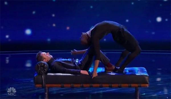 Troy James America's Got Talent 2018 Judge Cuts Performance