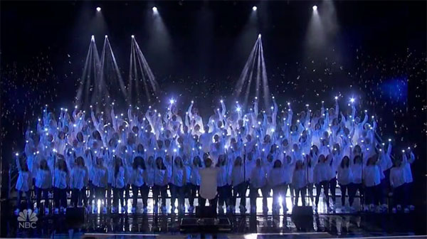 "Angel City Chorale ""The Rising"" America's Got Talent 2018 Semifinals"
