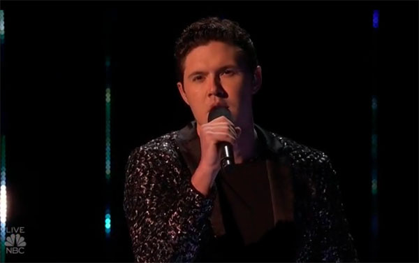 "Daniel Emmet ""Perfect"" America's Got Talent 2018 Finals Performance"