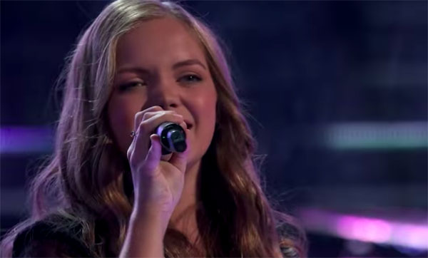 "Sarah Grace ""Ball and Chain"" The Voice 2018 Blind Auditions"