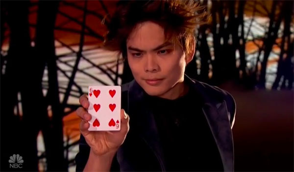 Shin Lim America's Got Talent 2018 Finals Performance Video