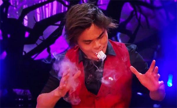 Shin Lim America's Got Talent 2018 Semifinals Performance