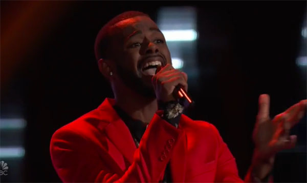 "Tyshawn Colquitt ""Like I Can"" The Voice 2018 Blind Audition"