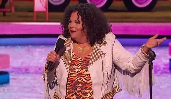 Vicki Barbolak America's Got Talent 2018 Semifinals Performance