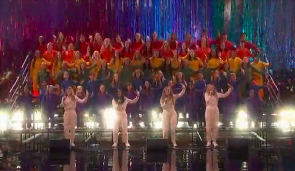 Voices of Hope Children's Choir America's Got Talent 2018 Semifinals Performance