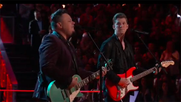 "The Voice 2018 Battles: Joey Green vs Michael Lee ""Thing Called Love"""