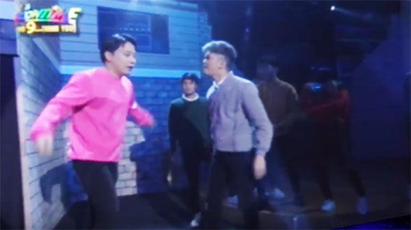 Watch: Vhong and Ryan Magpasikat 2018 Performance on It's Showtime