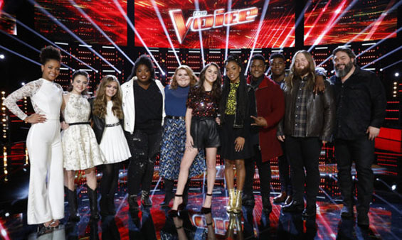The Voice Results Tonight, Top 11 Live Elimination, Top 10 Revealed Nov 27 2018 Episode