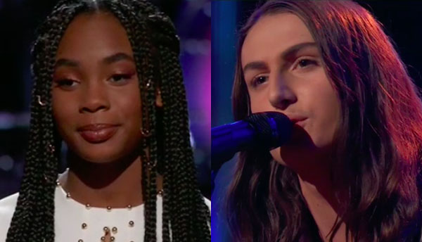 The Voice 2018 Knockouts: Kennedy Holmes vs Anthony Arya