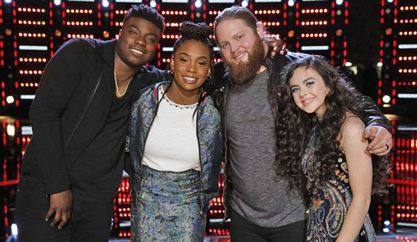 The Voice Results Tonight 2018, Season 15 Winner Revealed at Live Finale