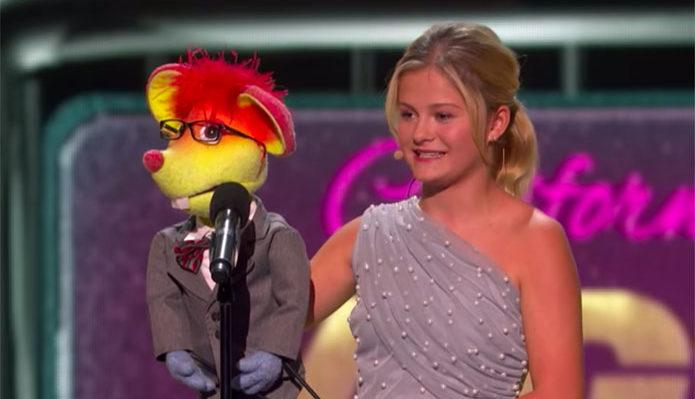 Darci Lynne Stuns on America's Got Talent Champions