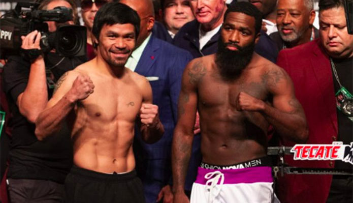 Pacquiao vs Broner Live Coverage, Results and Winner