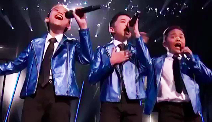 TNT BOYS sings 'Flashlight' on The World's Best