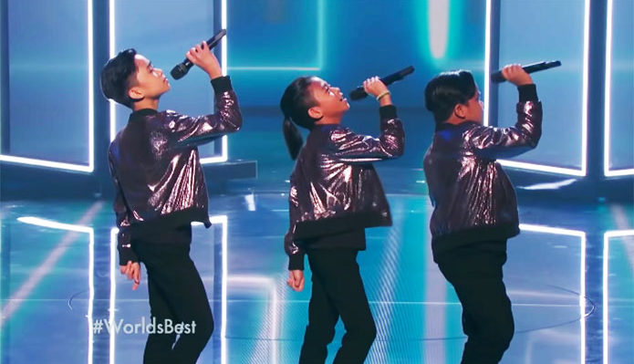 """WATCH: TNT BOYS sings """"And I Am Telling You I'm Not Going,"""" Wins The World's Best Battle Round"""