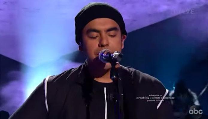 "Alejandro Aranda sings ""10 Years"" on American Idol 2019 Finale"