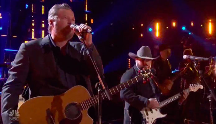 "Andrew Sevener, Blake Shelton ""All Right Now"" Duet The Voice 2019 Top 4 Live Finale"