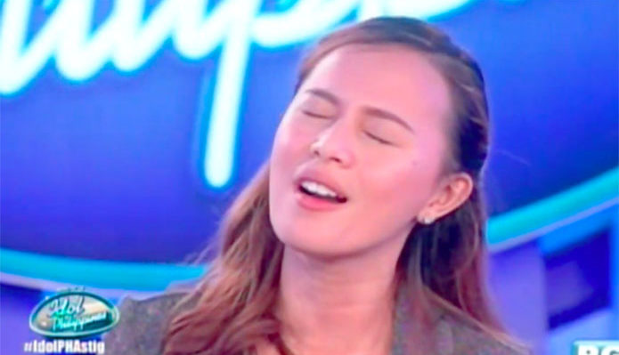 """Dea Formilleza """"Through The Fire"""" Idol Philippines 2019 Auditions"""