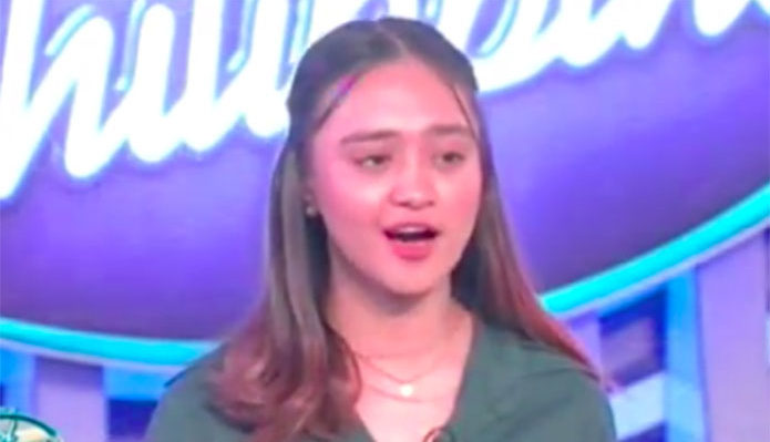 "Denize Castillo ""Himala"" Idol Philippines 2019 Auditions"