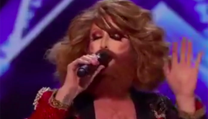 Gingzilla America's Got Talent 2019 Audition Performance Video