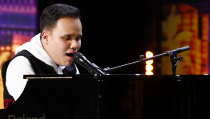 Kodi Lee Golden Buzzer America's Got Talent 2019 Audition Performance Video