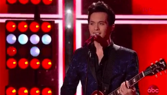 "Laine Hardy ""Bring It On Home to Me"" American Idol 2019 Finale"