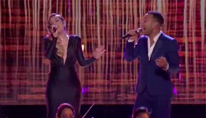 """Maelyn Jarmon, John Legend """"Unforgettable"""" Duet The Voice 2019 Top 4 Live Finale"""