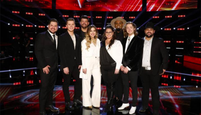 The Voice Top 8 iTunes Charts & Rankings – The Voice 2019 Season 16