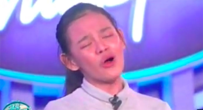 "Zephanie Dimaranan ""Forever's Not Enough"" Idol Philippines 2019 Auditions"