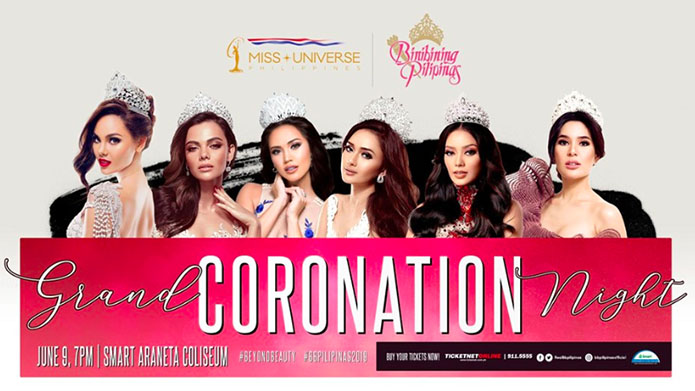 Binibining Pilipinas 2019 Coronation Night Live, Final Result and Winners