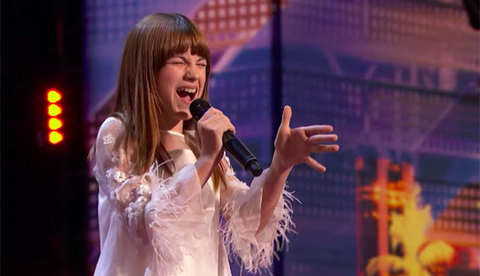 Charlotte Summers America's Got Talent 2019 Audition Performance Video