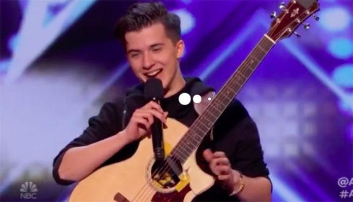 Marcin Patrzalek America's Got Talent 2019 Audition Performance Video