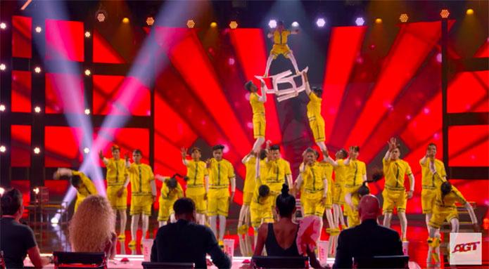 "V.Unbeatable gets the ""Golden Buzzer"" on America's Got Talent 2019"