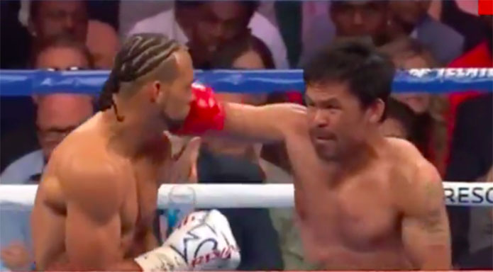 Manny Pacquiao vs Keith Thurman Live Coverage, Results and Winner