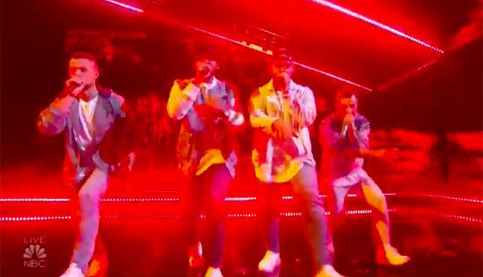Berywam America's Got Talent 2019 AGT Live Shows Performance